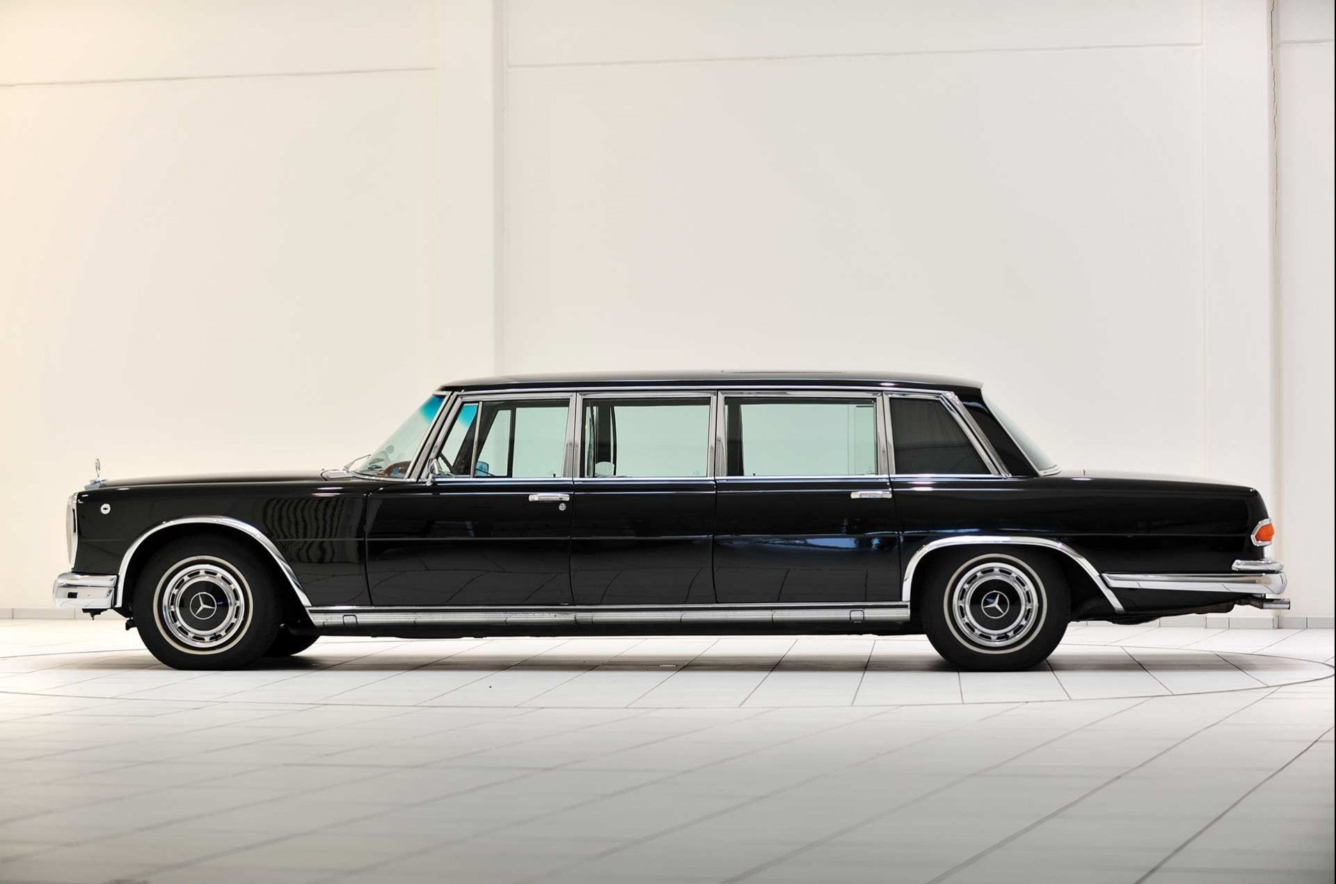 Mercedes benz 600 pullman transportation pinterest for Mercedes benz pullman
