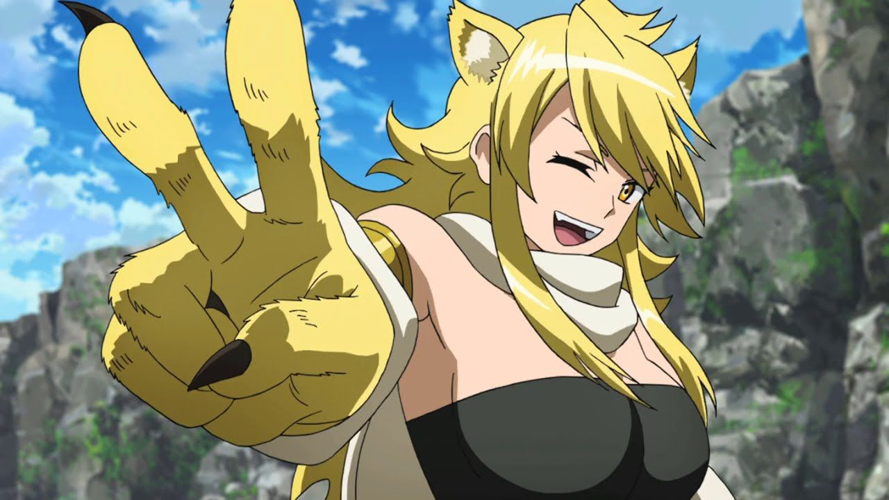 Image result for akame ga kill leone