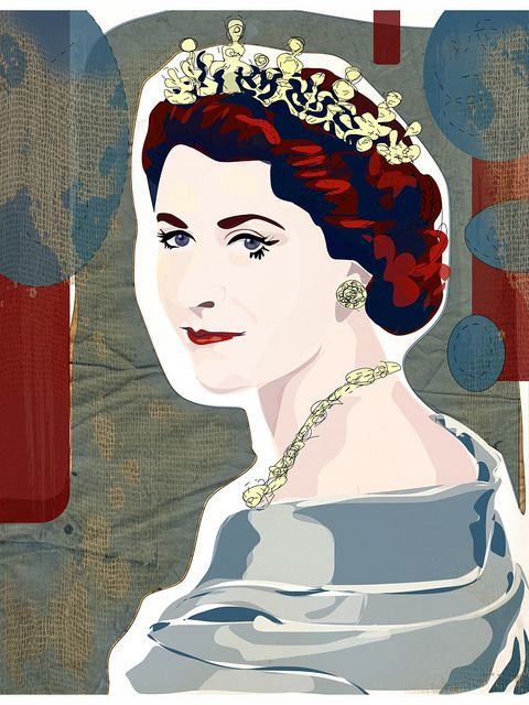 The Queen by Ritaflo, via Flickr