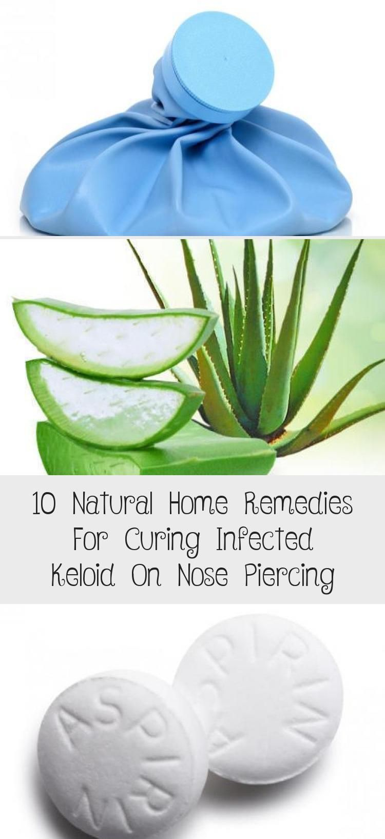 10 Natural Home Remedies For Curing Infected Keloid On Nose Piercing  PIERCINGS  Nose Piercing Bump  Causes  Treatments Guide Home Remedies To Get Rid Of Infected Nose Pi...