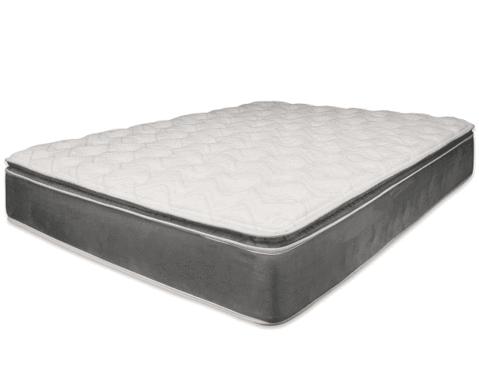 Acme Jade Gray 14 inches Pillow Top Mattress #pillowtopmattress