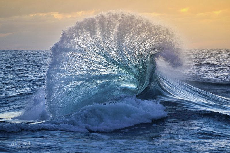 Cool wave!