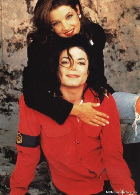 Michael Jackson and Lisa Marie Presley | micheal jackson ...
