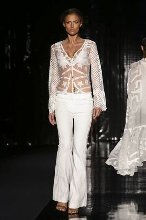 Lilly Sarti Ready To Wear Spring Summer 2015 Sao Paulo - NOWFASHION