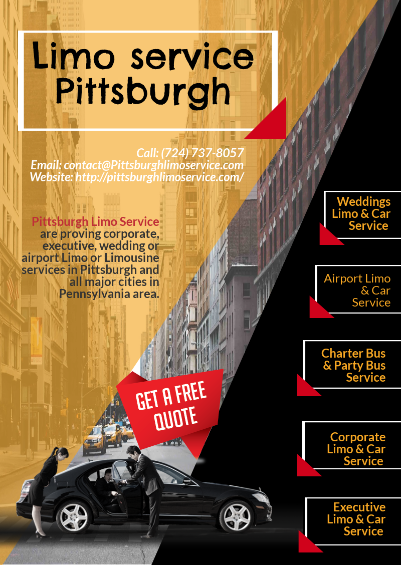 Are you searching town car services near me? Pittsburgh
