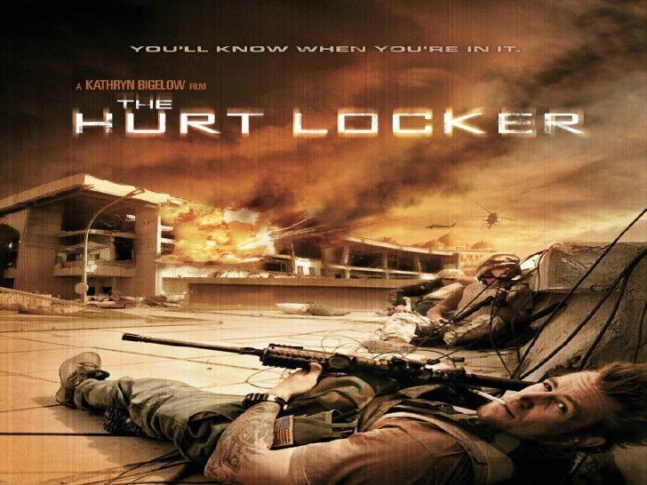 Hurt locker movie online