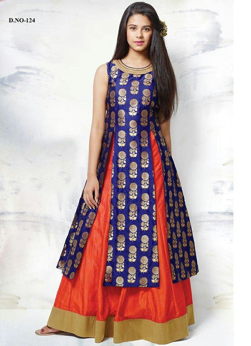 Pin by JUVENIL_TCP_INDIA on Aveni Party wear dresses