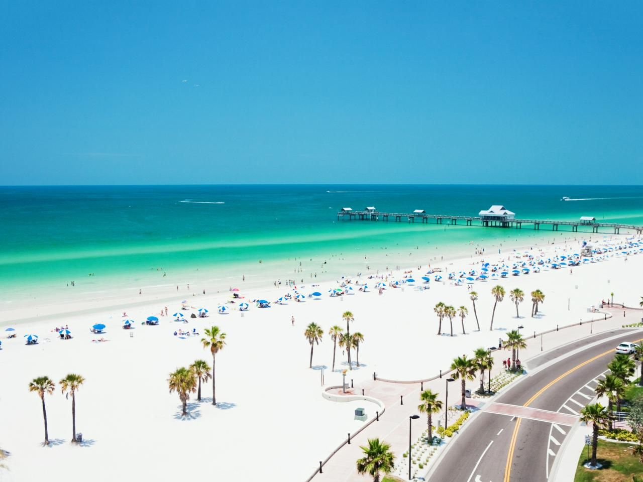 Clearwater Beach : Top 10 Florida Beaches : TravelChannel.com | Best beach  in florida, Top 10 beaches, Clearwater beach florida