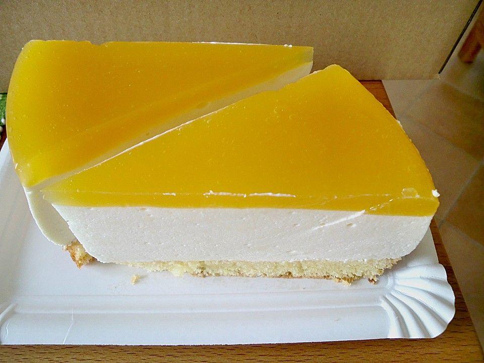Photo of Maracuja – Cheese – Cream – Cake by caroline48 | chef