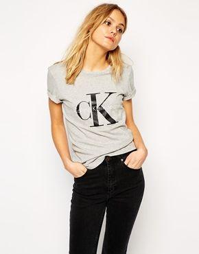 fa2ea1eb9885 Calvin Klein Jeans T-Shirt | CLOTHES! | Calvin klein jeans, Calvin ...