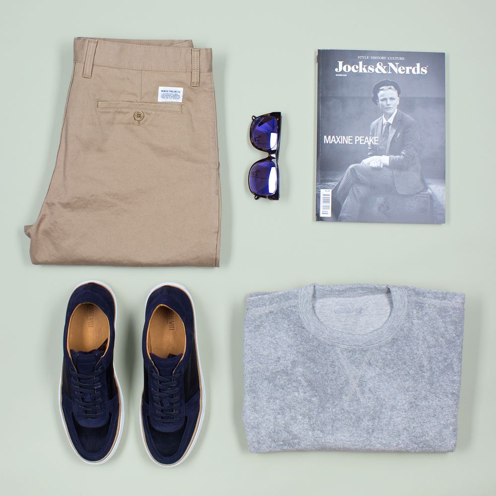 Peggs & Son - Weekend Ready  #NorseProjects #LeSpecs #Jocks&Nerds #No288 #OurLegacy