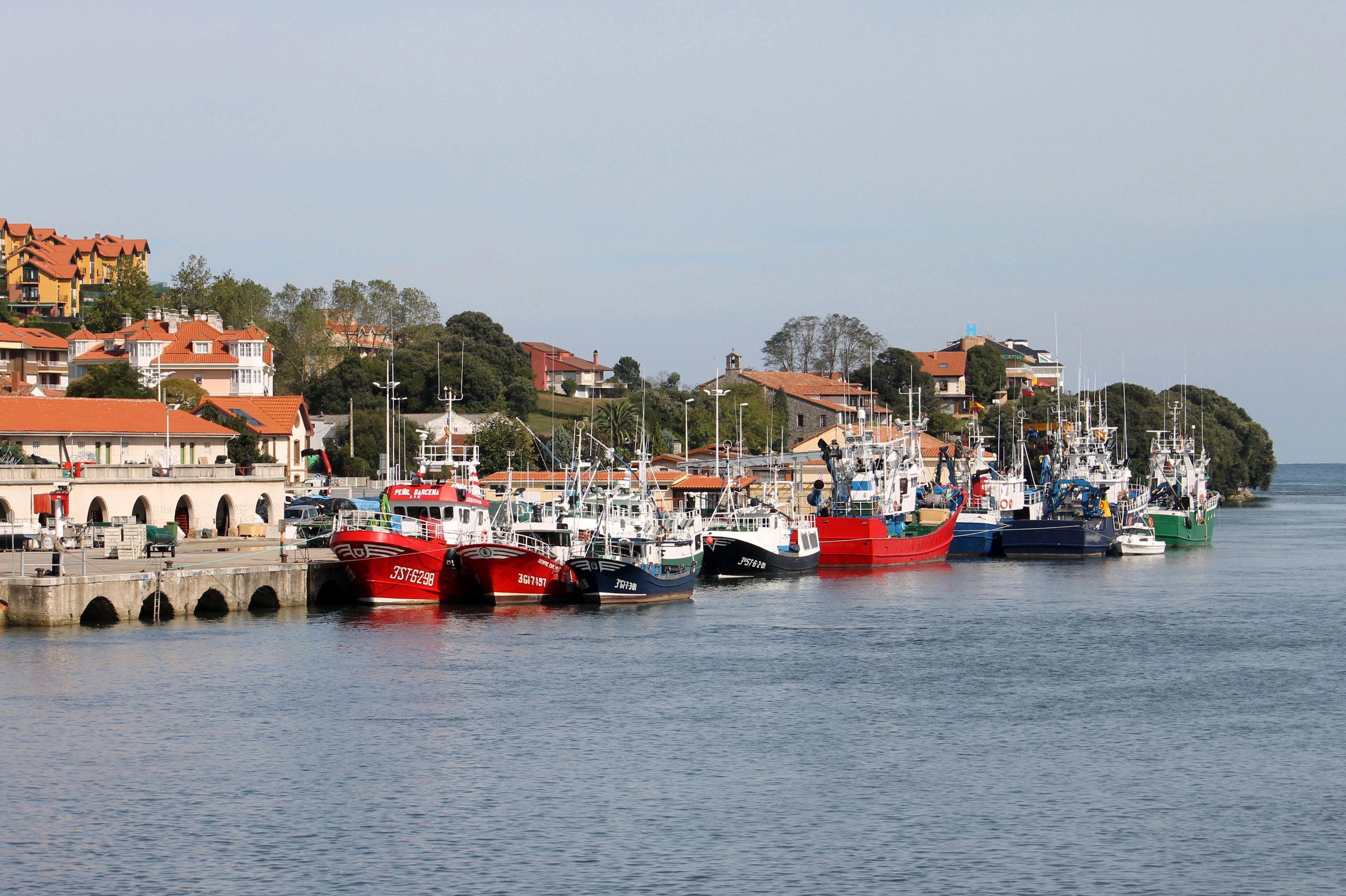 Puerto De San Vicente De La Barquera Cantabria Cantabria España Turismo Viajes San Vicente Viajes Turismo