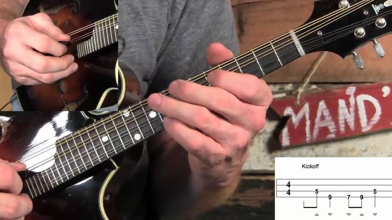 How to Play I'll Fly Away on the Mandolin Mandolin
