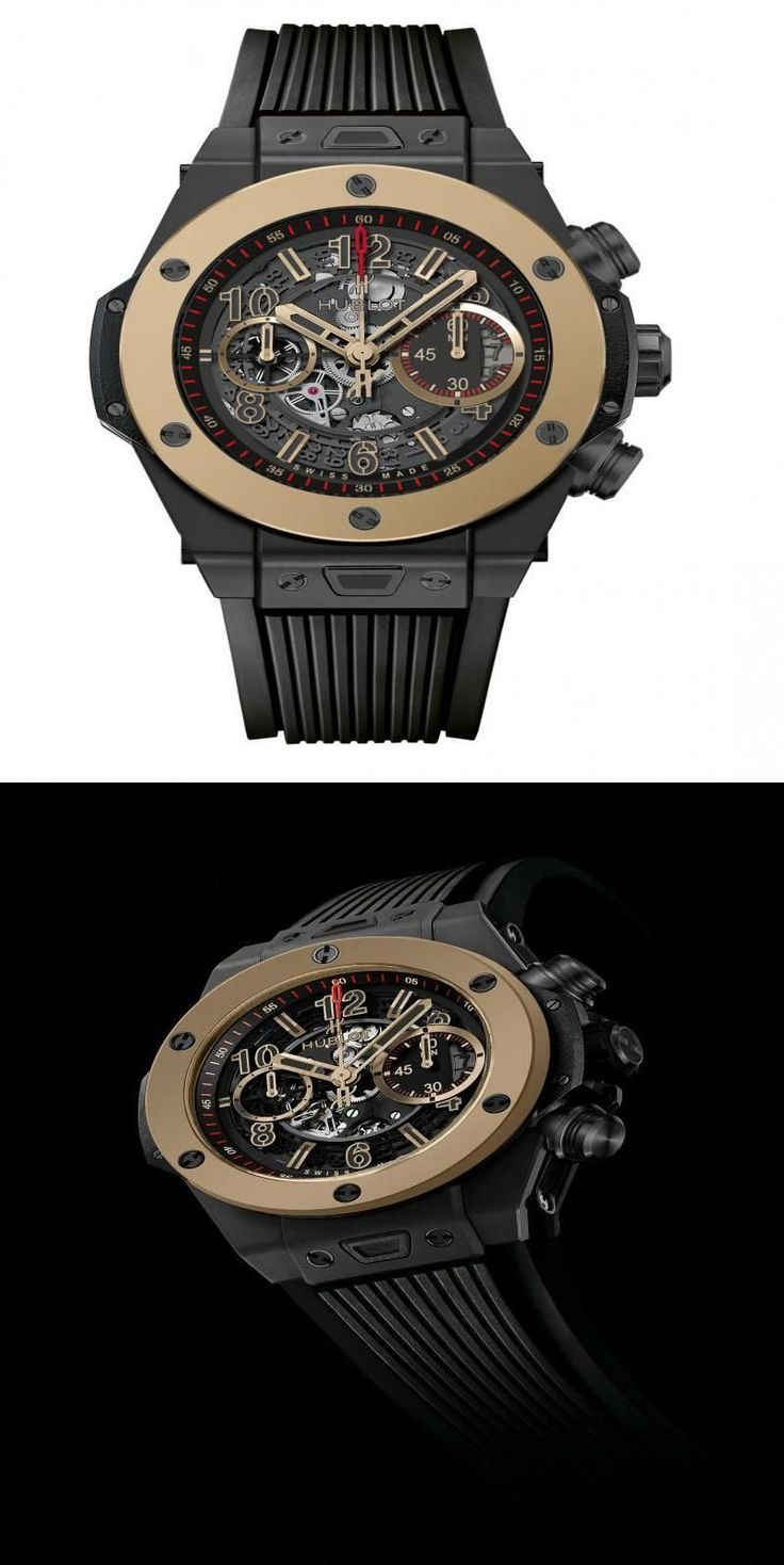 Photo of Hublot Big Bang Unico Magic Gold #Hublot #Big #Bang #Unico #Magic #Gold