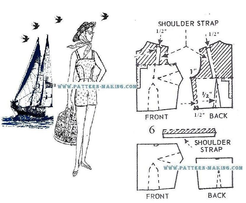 Adult romper pattern   crafts & sewing   Pattern making, Sewing