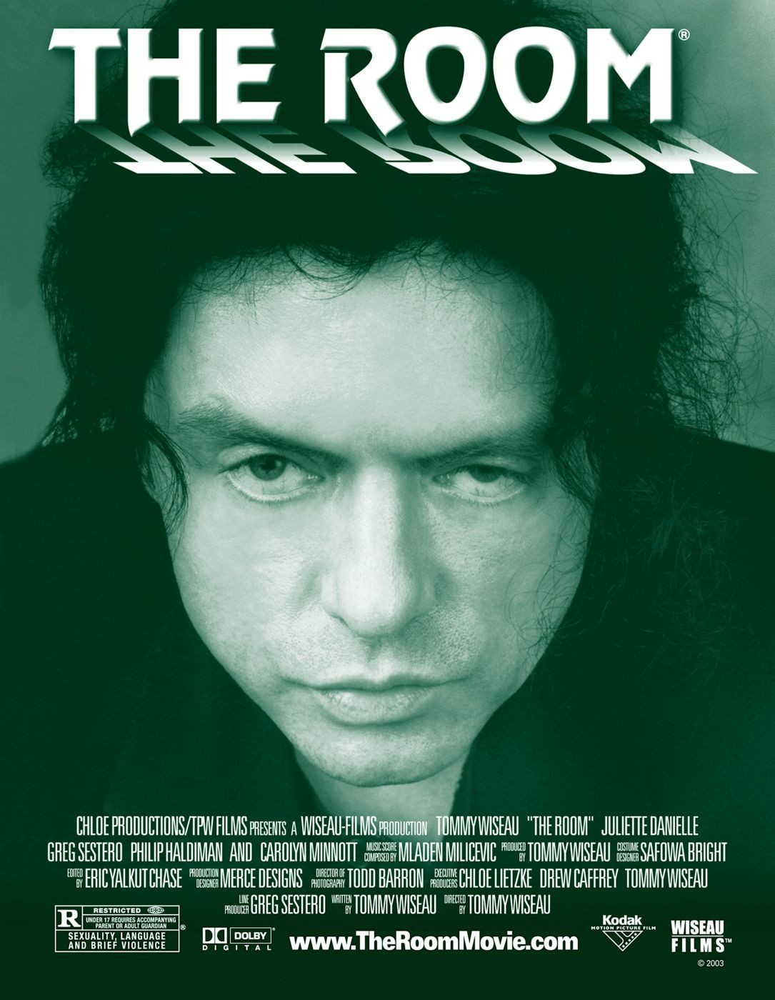 The Room (2003) The room film, The room tommy, The room 2003