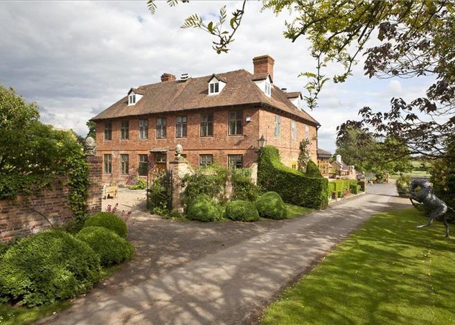 Wichenford Worcestershire Wr6 Georgian Homes My Dream Home