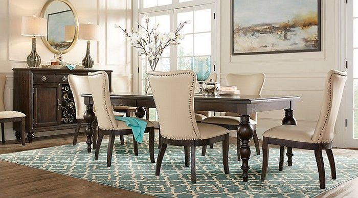 Beautiful Dining Room Ideas Projects - Recycle Art Dining Room - Beautiful Dining Rooms