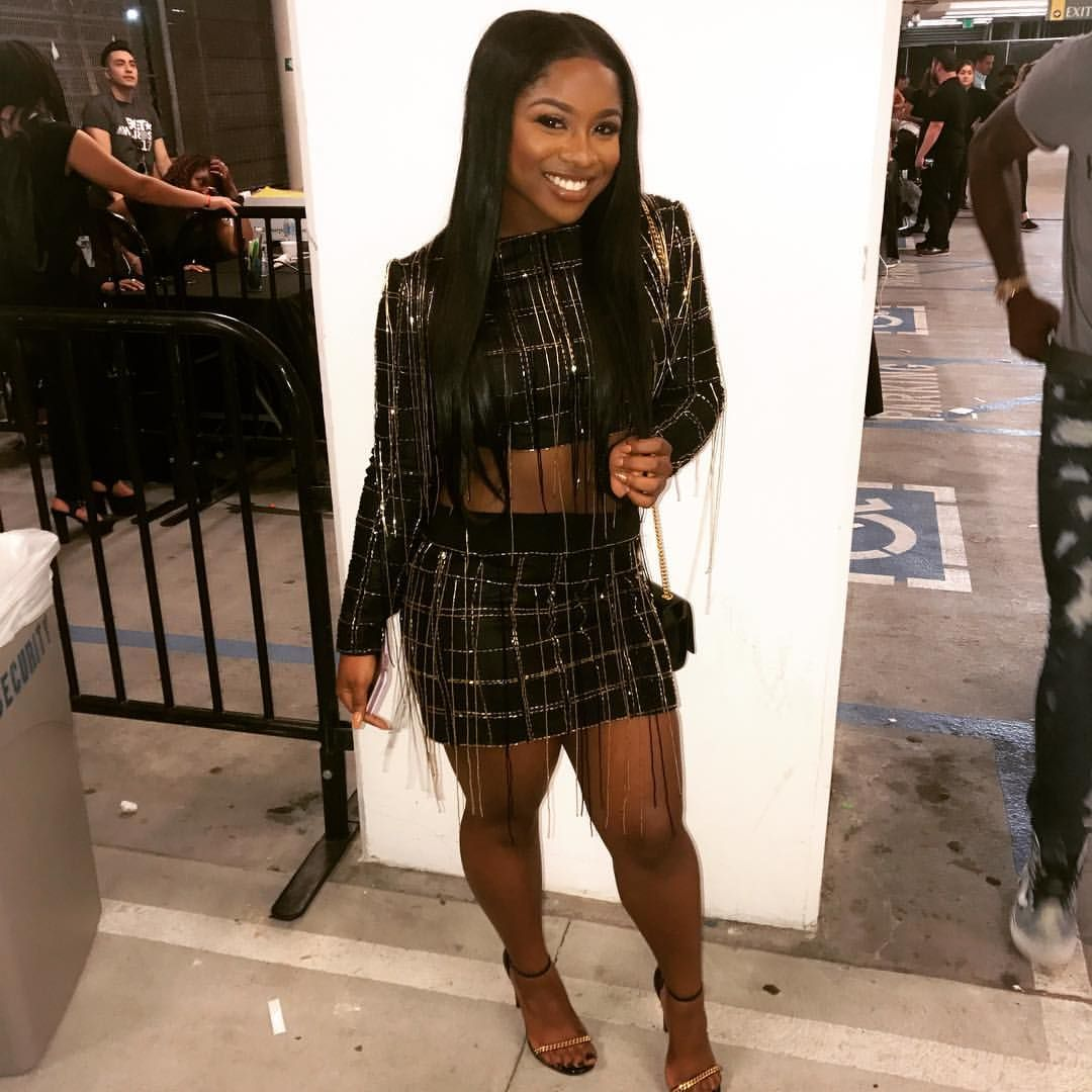 Reginae Carter | Glam outfit, Outfits