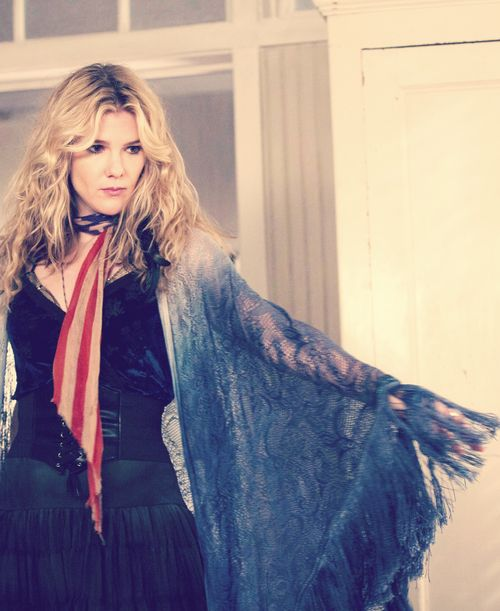What 'not to wear' for Memorial Day....Misty Day - American Horror Story: Coven. Lily Rabe as Misty Day