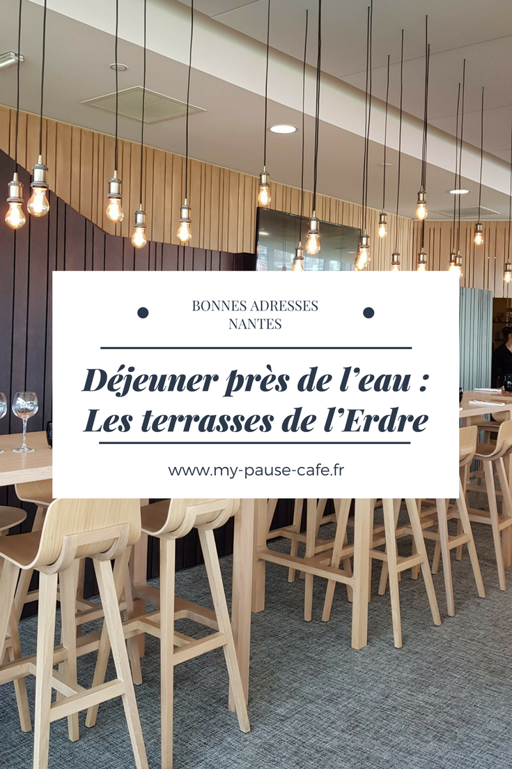 Dejeuner Pres De L Eau Les Terrasses De L Erdre Bonnes Adresses Nantes Nantes Bistronomie
