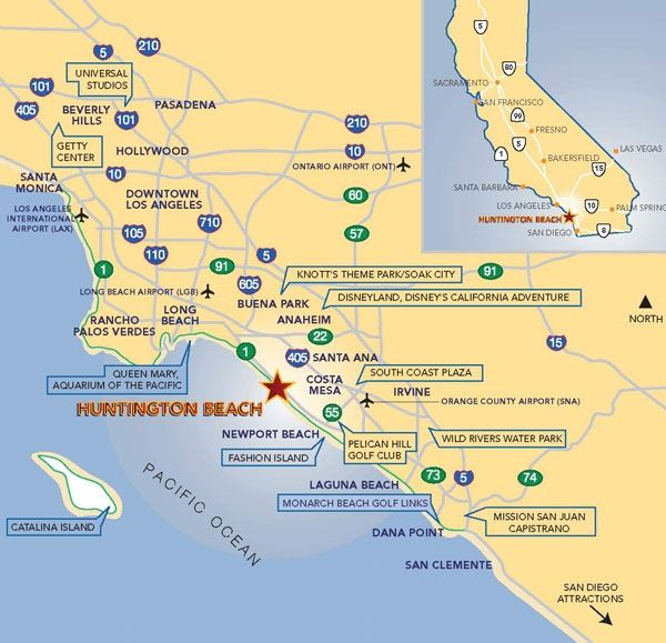 map southern california airports California California Map Of Southern California map southern california airports