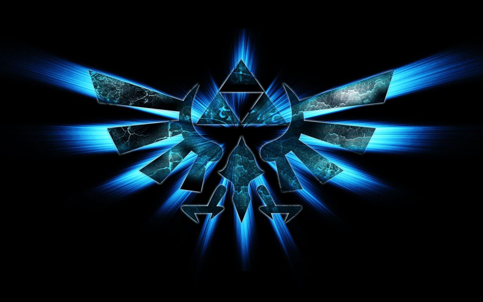 The Legend Of Zelda Wallpaper Triforce Wallpaper The Legend Of Zelda Wallpaper 2832807 Fanpop Zelda Logo Zelda Hd Legend Of Zelda