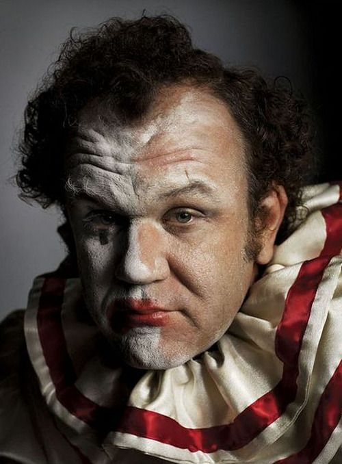 John C. Reilly photographed by Mark Seliger~