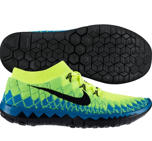 detailed look 06c6e 57bab Nike Men s Free Flyknit 3.0 Running Shoe available at Dick s Sporting Goods