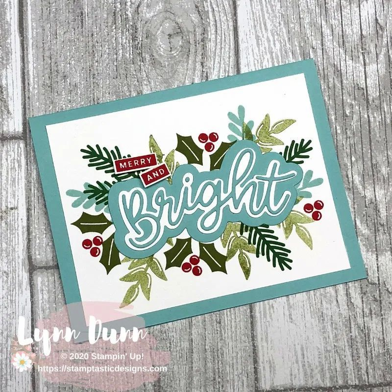 4 Ways to Use Layering Word Dies in Card Making | Lynn Dunn