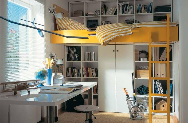 Bildergebnis für kinderzimmer 10 qm | Interior designs ...
