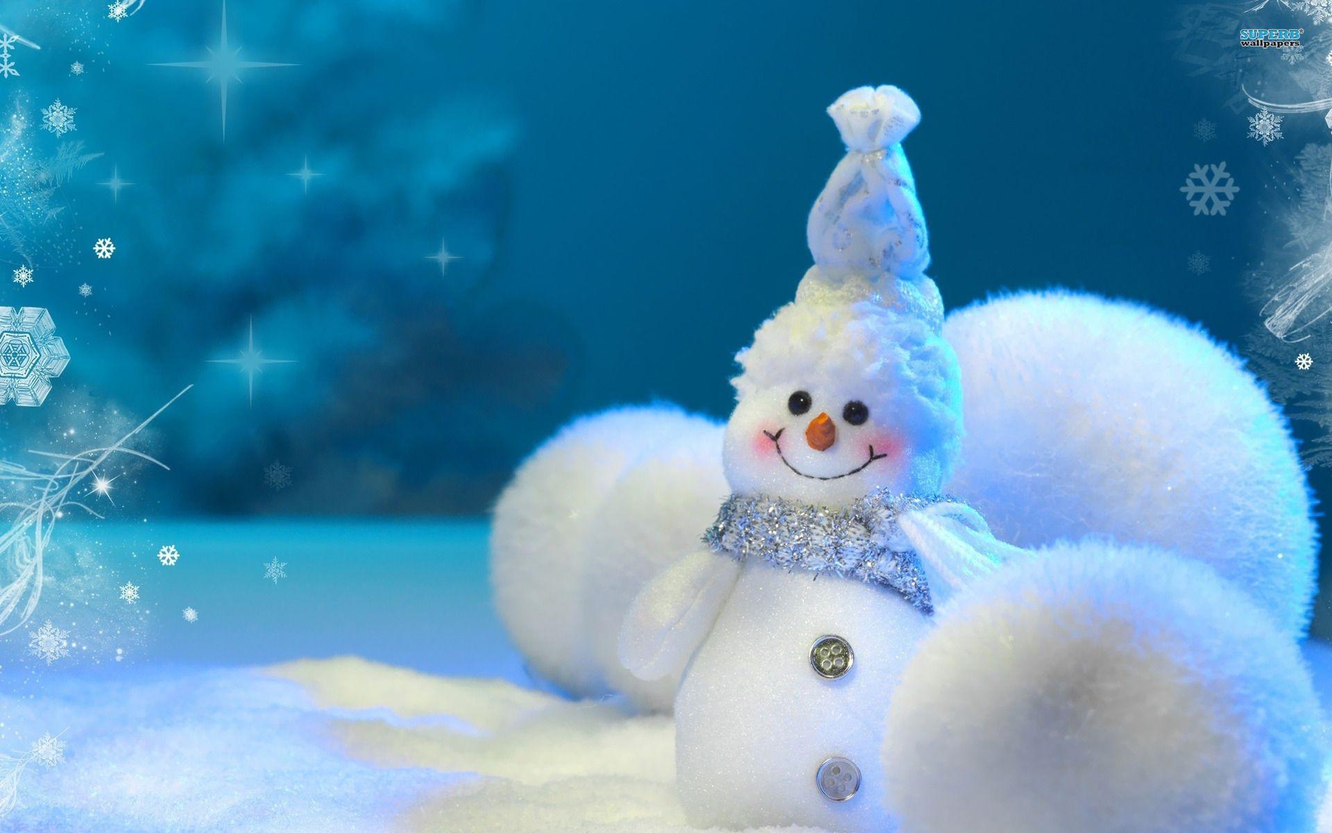 Snowman Wallpaper 4165 1024x640 Px Hdwallsource 雪だるま