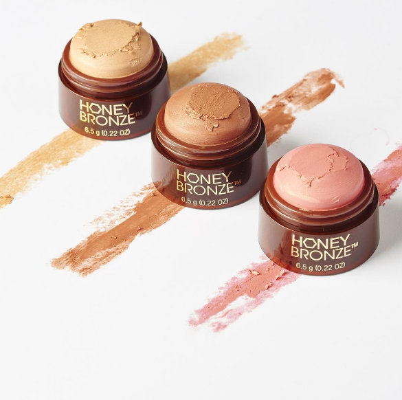 Honey Bronze™ Highlighting Dome The body shop, Body shop