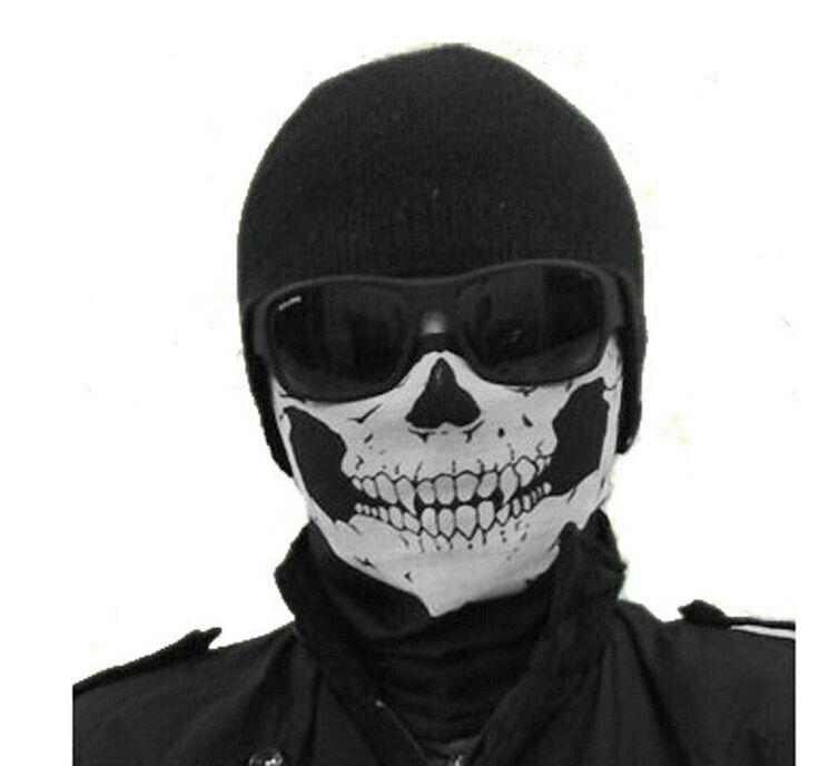 Call Of Duty 10 Cod Ghosts Logan Balaclava Ski Skull Hood: Pin De Sanchez Castro En MASK