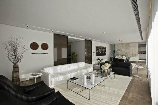 wohnzimmer inspiration für moderne raumgestaltung mit holzboden und