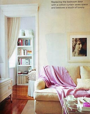 decorology: small apartment tips