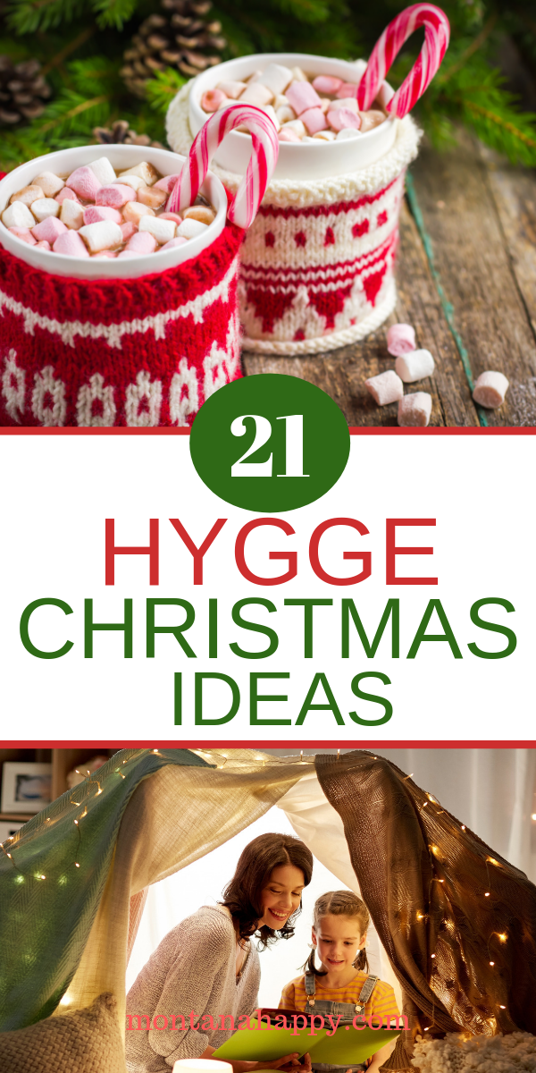 21 Hygge Christmas Ideas * Family Traditions Hygge