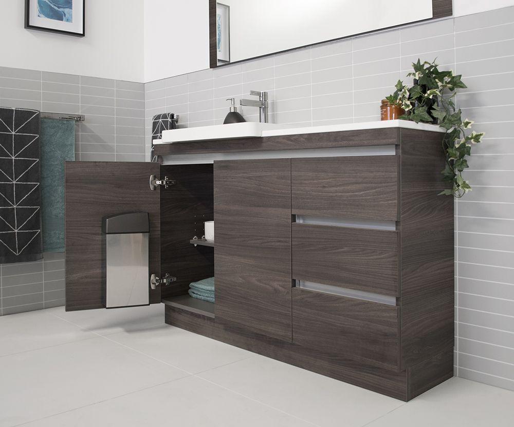 Atlanta Semi Recessed Vanity Architectural Designer Products