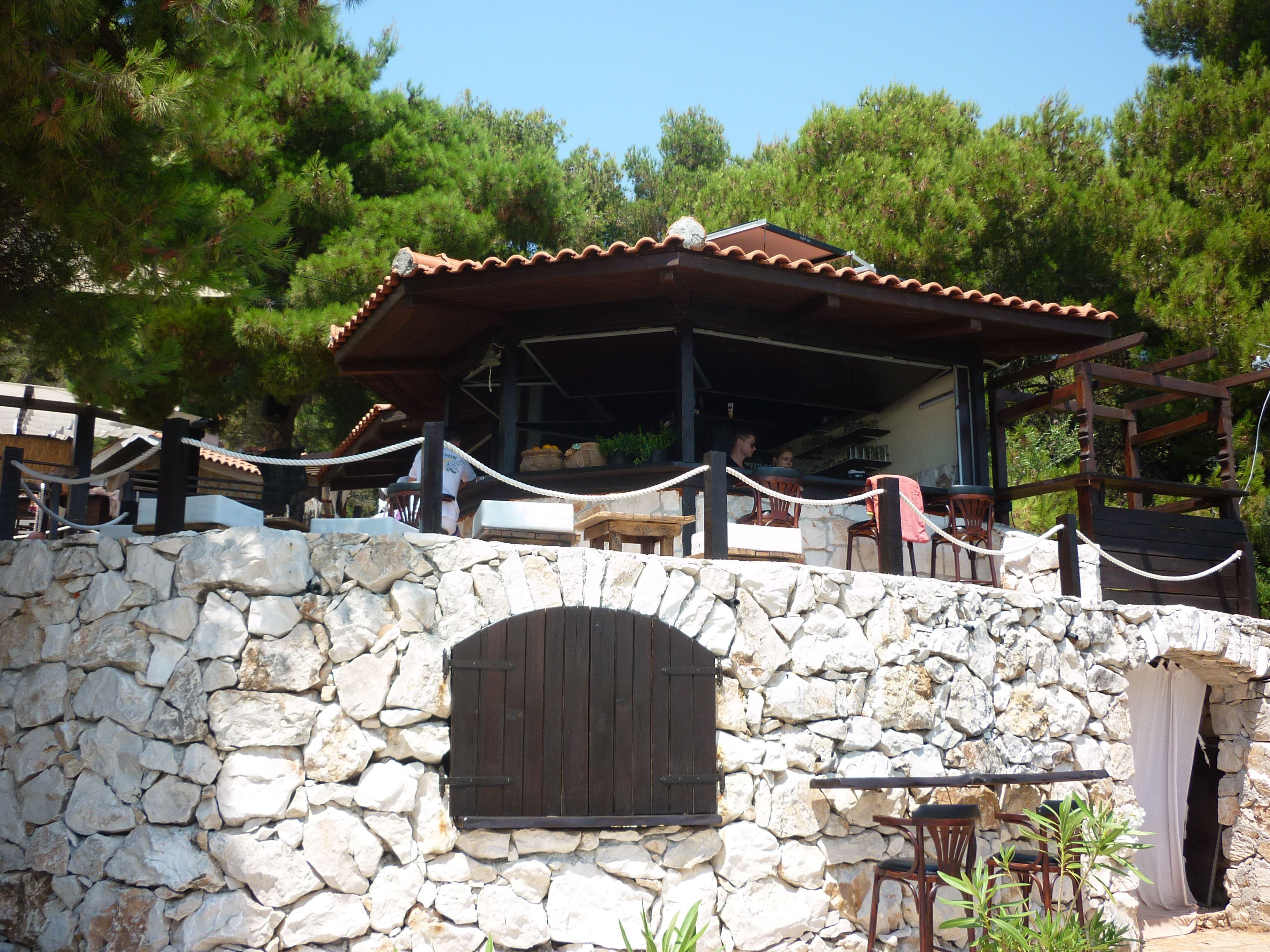 laganini beach club ciovo island restaurant reviews phone