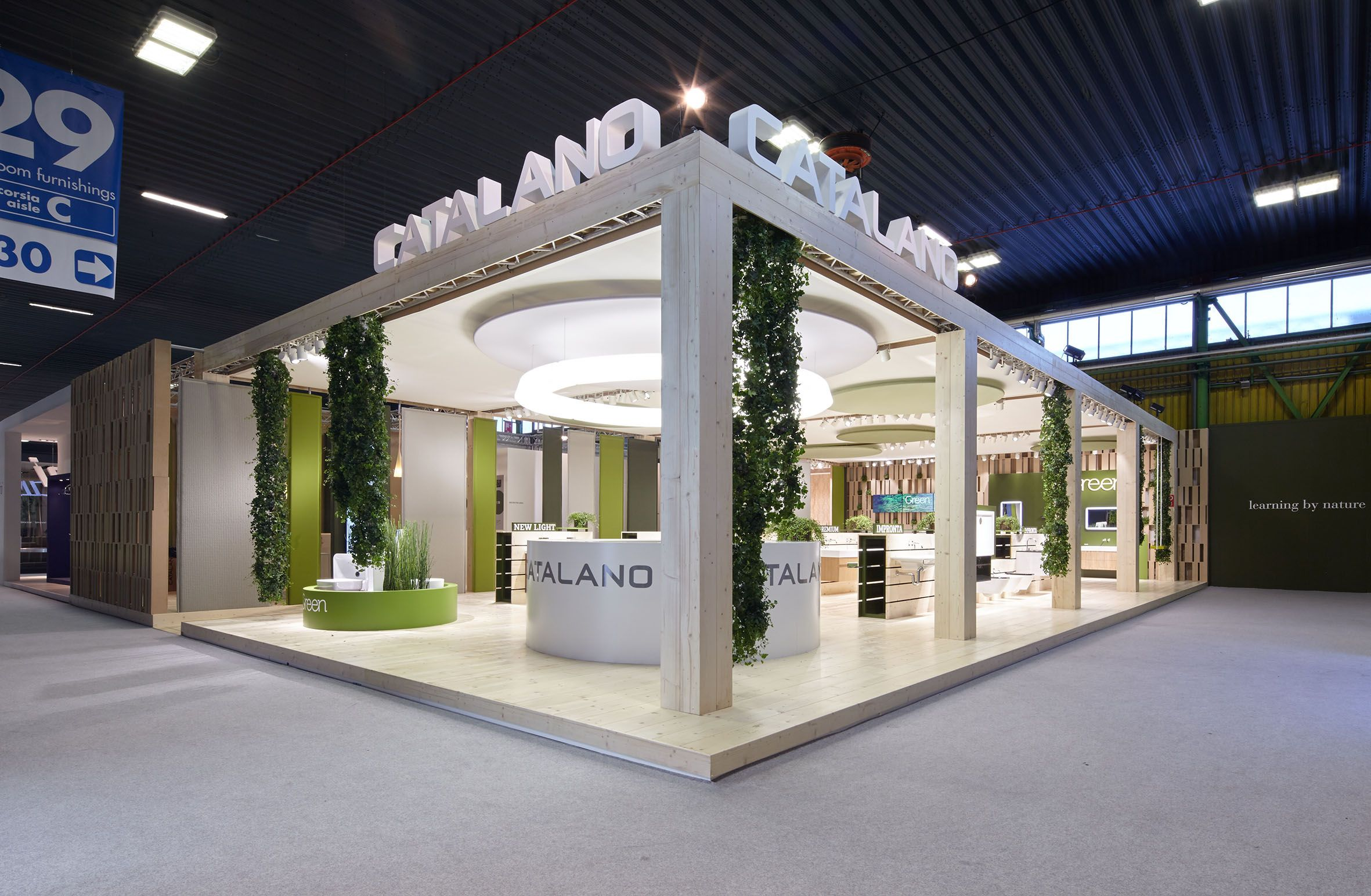Catalano mobili ~ Stand catalano cersaie exihibition stands ideas