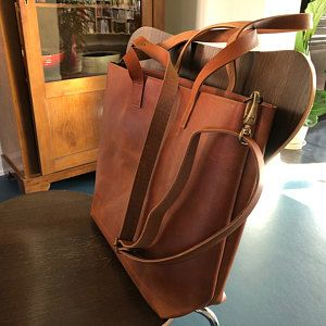 c37d0baedb Massimo Fiorentino added a photo of their purchase Brown Leather Totes