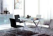 LUXUS tuoli ja/tai pöytä musta tai valkoinen | Huonekalut Netistä Kotiisi | Uuttakotiin.fi