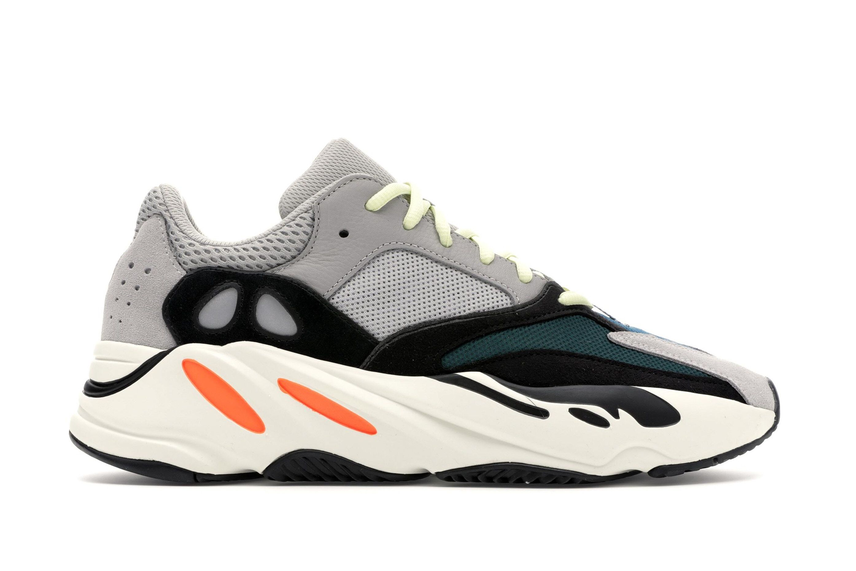 270f009cc Check out the adidas Yeezy Wave Runner 700 Solid Grey available on StockX
