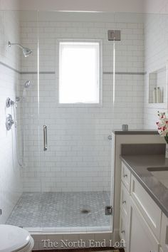 1000 Ideas About Large Shower On Pinterest Large Shower Heads Walk In Pantry And Stainless Steel App Window In Shower Small Bathroom Remodel Shower Remodel