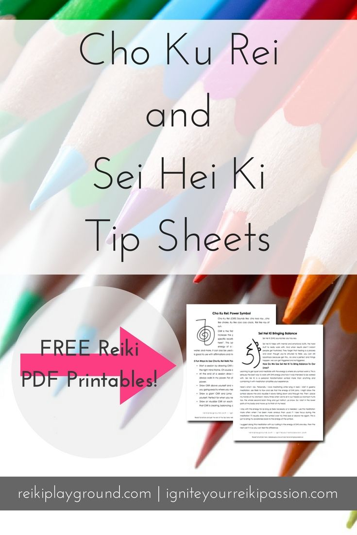Cho ku rei and sei hei ki tip sheets reiki printables reiki cho ku rei and sei hei ki tip sheets reiki printables buycottarizona