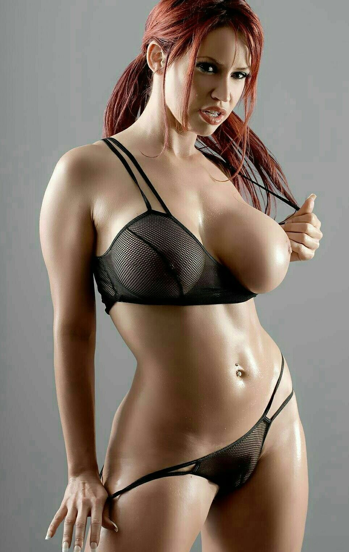 Hot sexy black boobs
