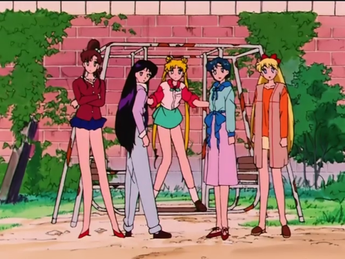 Sailor Moon fashion and outfits | Unsorted Pins | Sailor ...