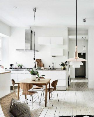 Awesome Scandinavian Modern Designs Gorgeous Scandinavian Interior Design Ideas You Should Know Living Interior Design Kitchen Home Decor Kitchen Interior