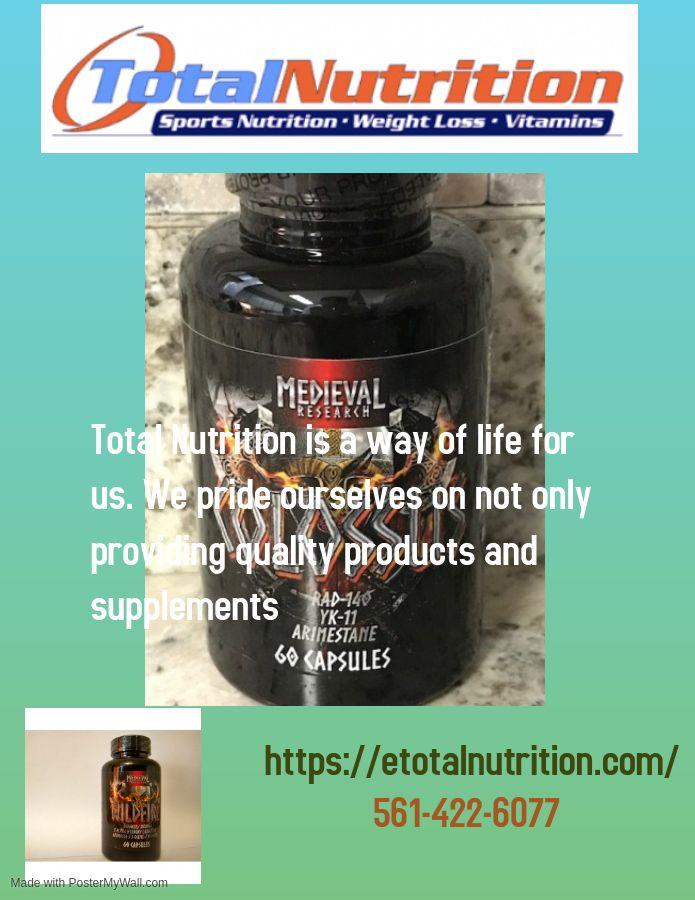 Total Nutrition Etotalnutrition On Pinterest