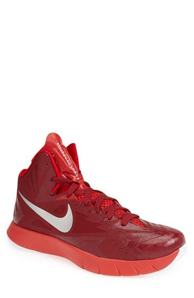 Nike 'Lunar Hyperquickness TB' Basketball Shoe (Men) available at #Nordstrom